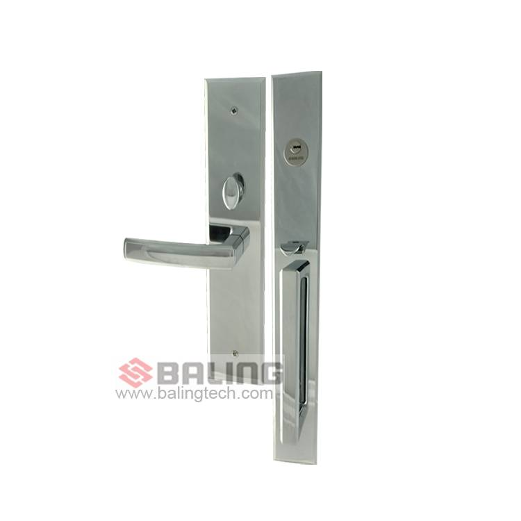 Real Estate Door Lock Project High End Mortise Villa Lock Luxury Gate House Lock famous Lock Br