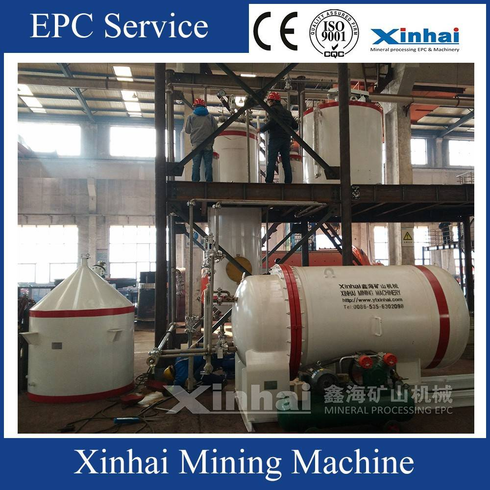 Gold Mineral Separator Processing Line