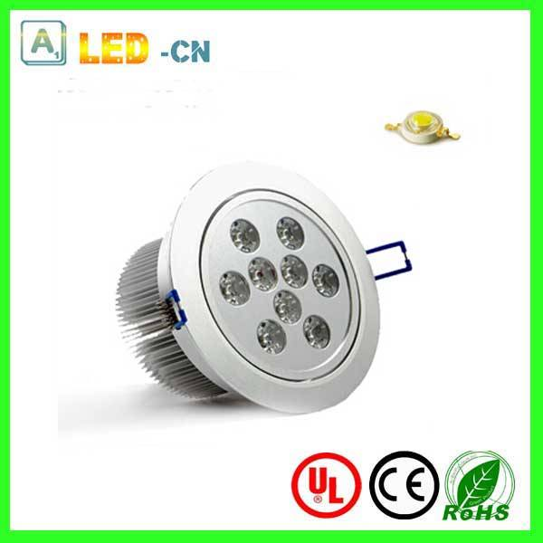9w high power led ceiling lamp