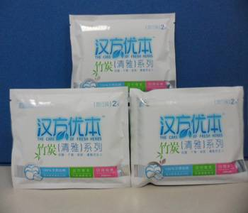 Nanometer Silver Ion Series Sanitary Napkins and OEM Service