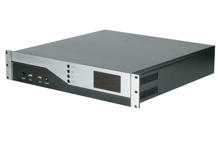 2U Big data storage/application servers/CCTV security system rackmount server chassis
