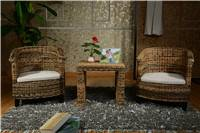 perfect rattan table and chairs