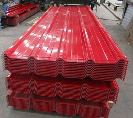 PPGI/PPGL Metal roofing sheet