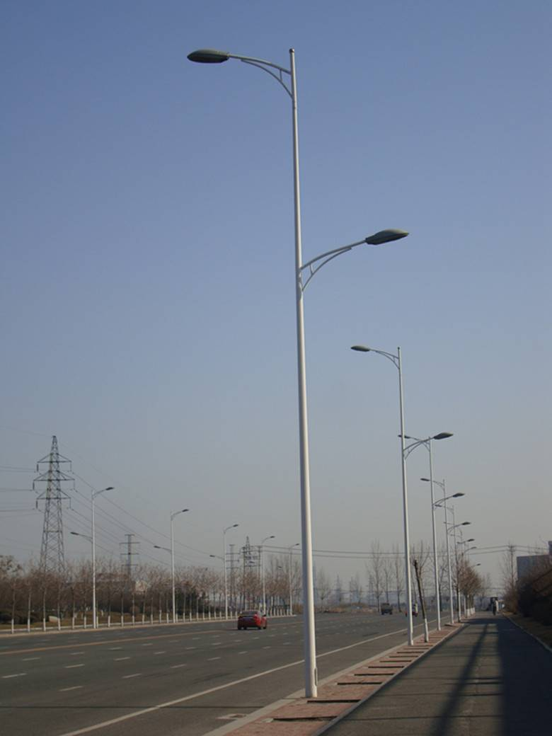 UHPC Lighting Poles