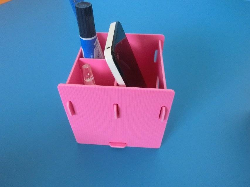 DIY Pen holder made by pp foam sheets material