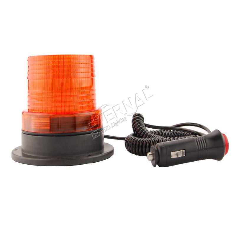 9W LED beacon strobe emergency light B001B
