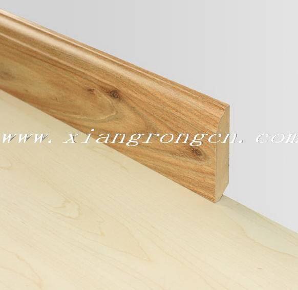 skirting board used for laminate flooring/floor