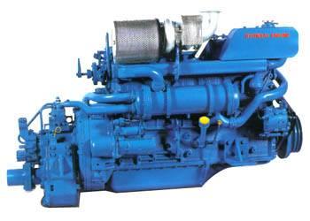 Marine Propulsion Diesel Engine (H6D2T2)