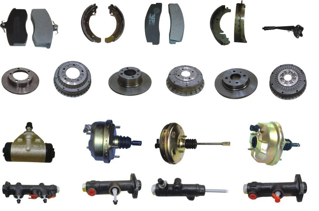 Auto Brake parts ,brake systems spare parts