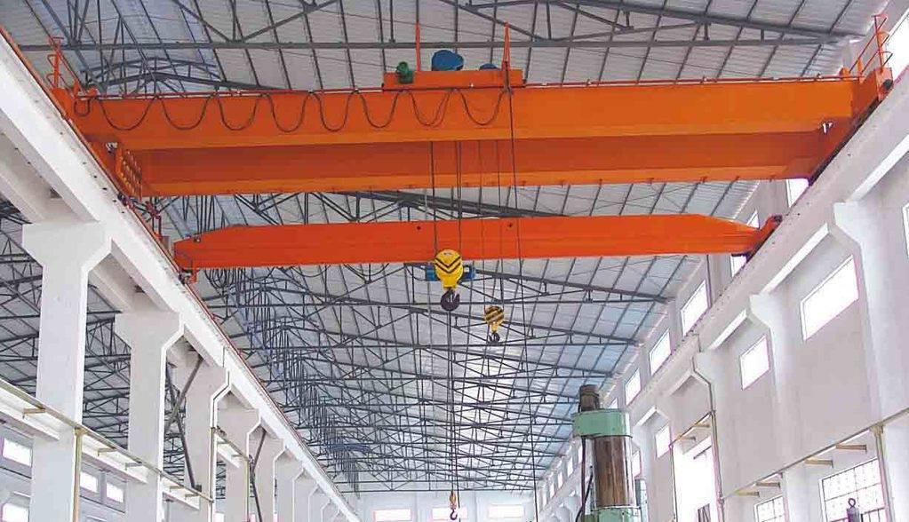 LH Type Double Girder Overhead Cranes