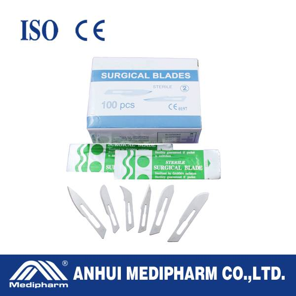 DISPOSABLE SURGICAL BLADE