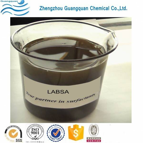 Linear Alkylbenzene Sulfonic Acid LABSA 96%