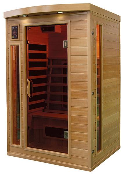 Home Sauna Room Carbon & Ceramic heater