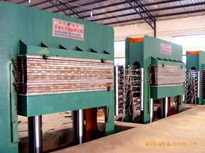 15 Layers 600T Hot-press machine