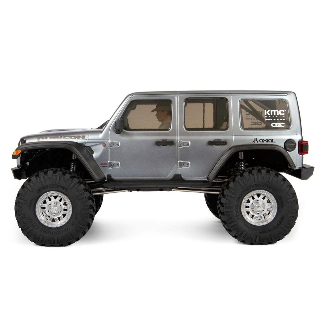 Axial 1/10 SCX10 III Jeep JLU Wrangler with Portals 4WD Kit AXI03007