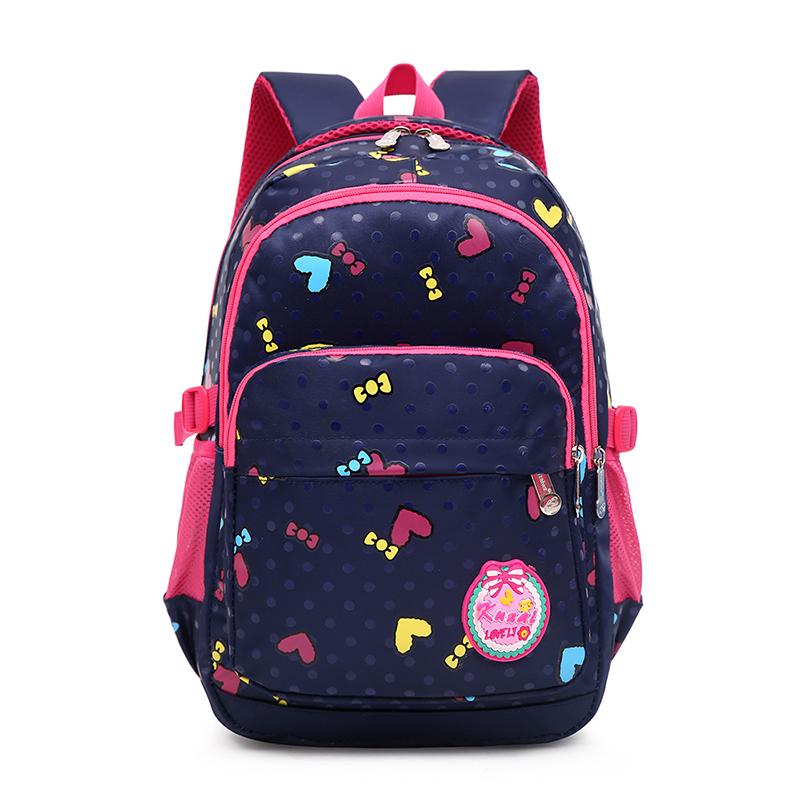 Kids Backpack Waterproof School Bags for Students Travel Bags