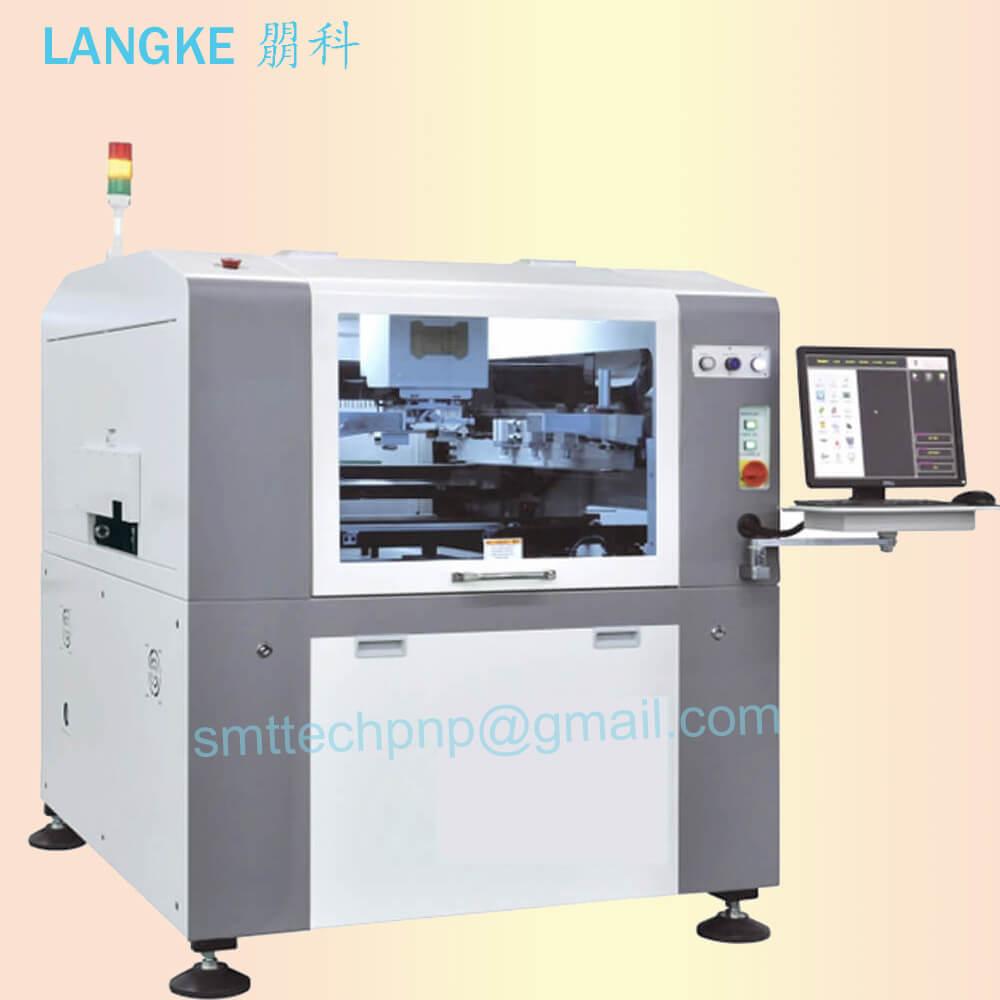 AutomaticPCB stencil Solder Paste Screen Printer