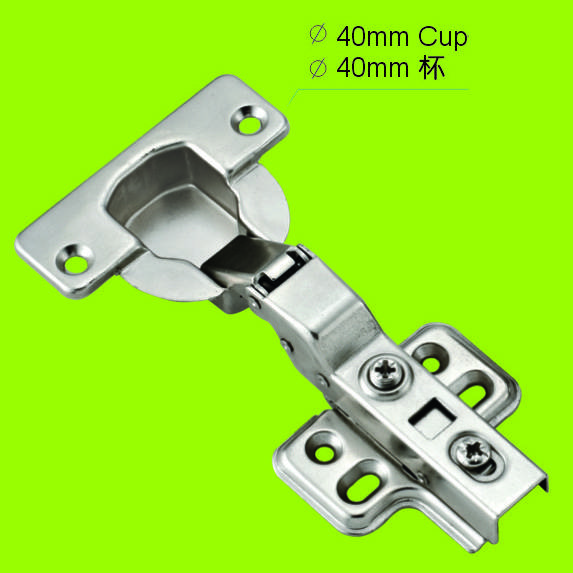 Cold rolled steel cabinet hinge