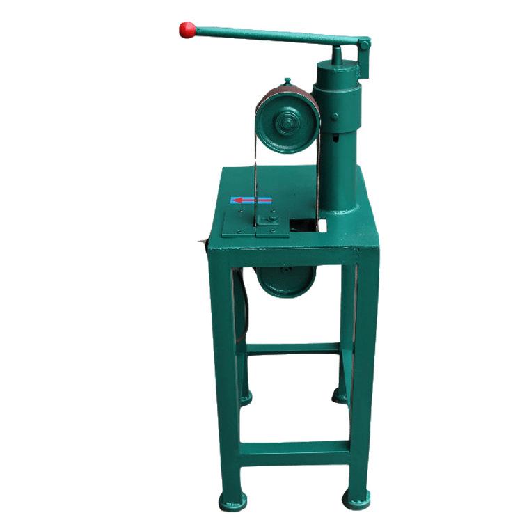 Sander 915 Small Vertical Belt Machine Grinder Customized Peak Burr Removal Machine