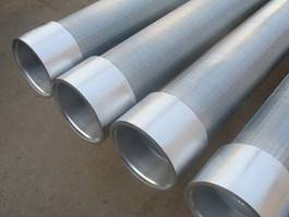 wedge wire screen pipe (factory for 20 years)
