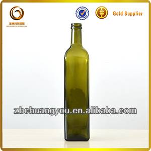 new product low price fancy 750ml olive oil bottles wholesale
