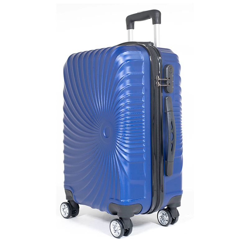 """""""Wholesale price abs material eminent trolley luggage travel bags cabin luggage sets """""""