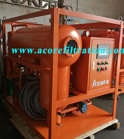 Turbine Oil Purifier Supplier In China