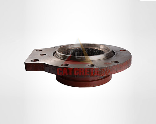 Concrete Pump Parts SANY Outlet Plate Discharge Hole for Truck Mounted Concrete Boom Pump 11339738