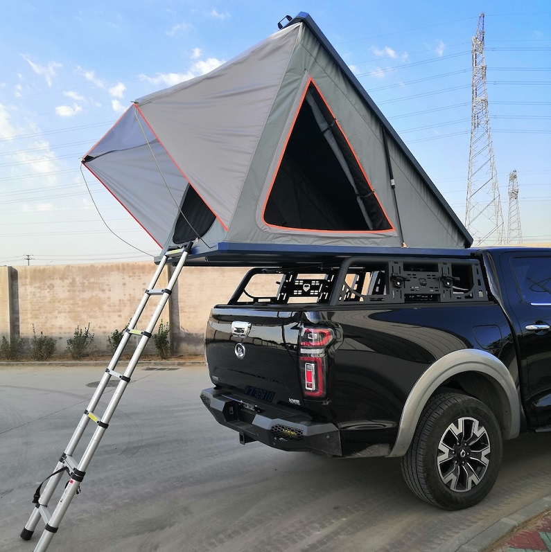 Aluminum Shell Roof Top Tent(2 people)