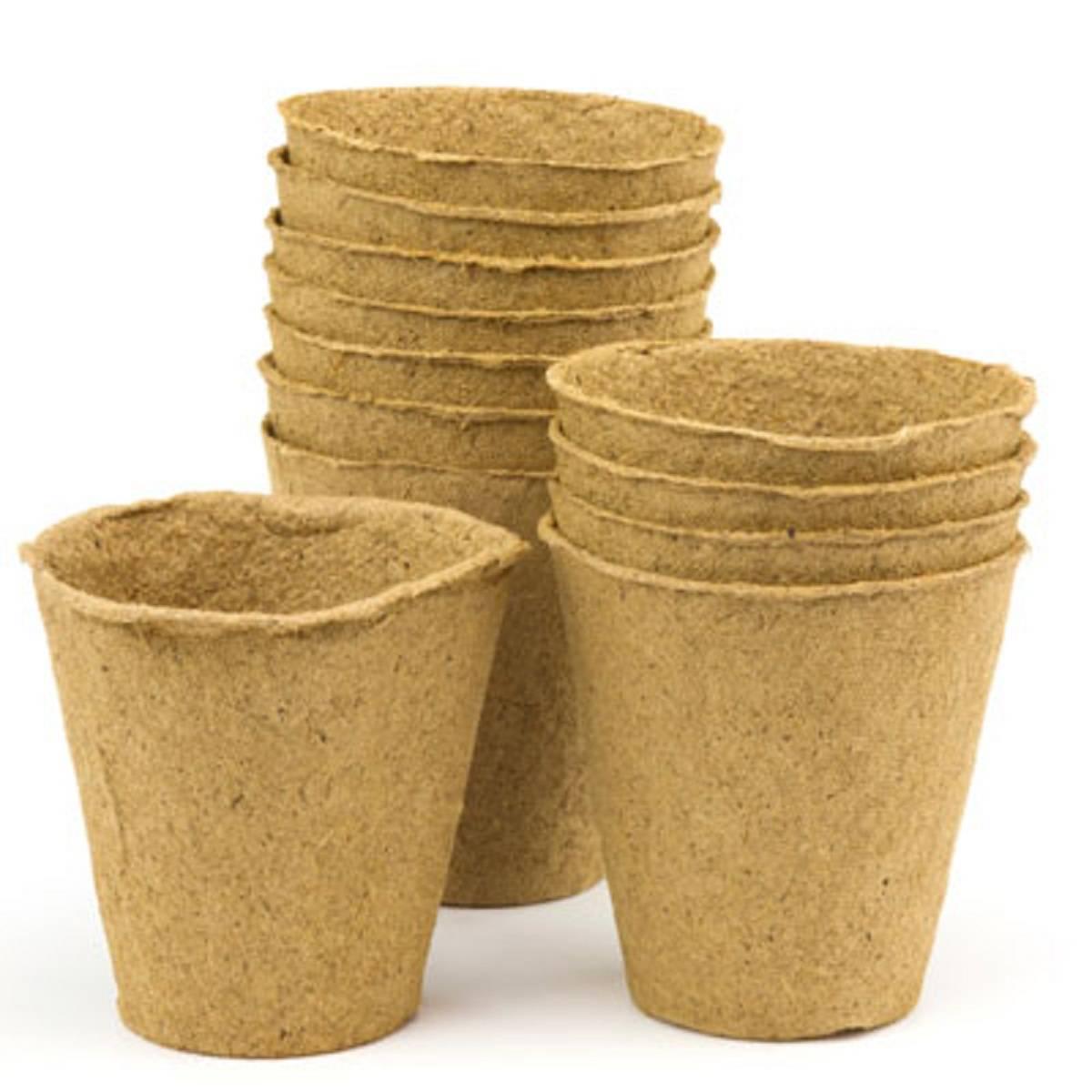 Biodegradable Gardening Pots