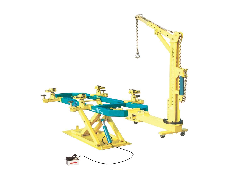 k9 car bench repair frame machine