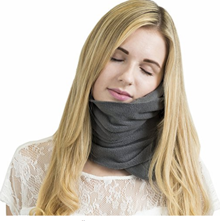 Trtl Pillow wear your neck tral pillow
