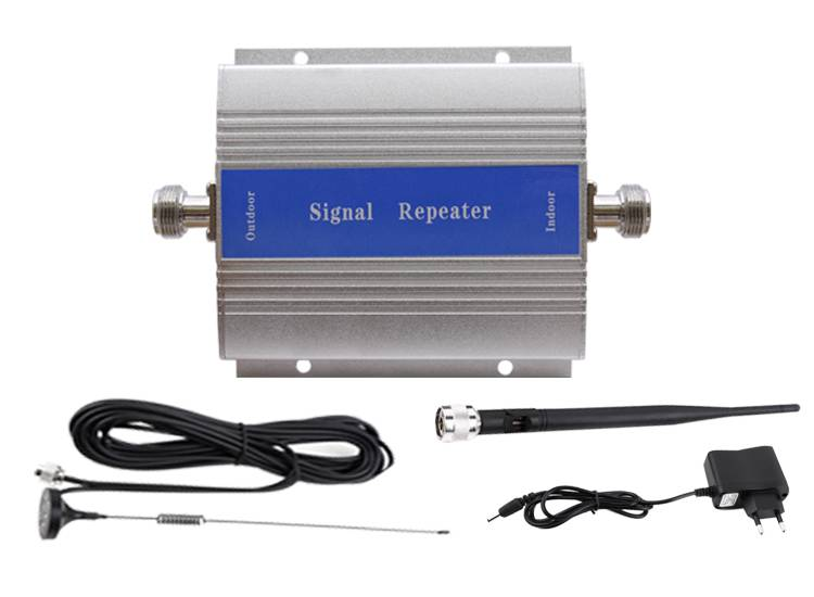 DCS 1800 MHZ high gain Indoor Home/office GSM Signal Booster/ Repeater with 10m cable