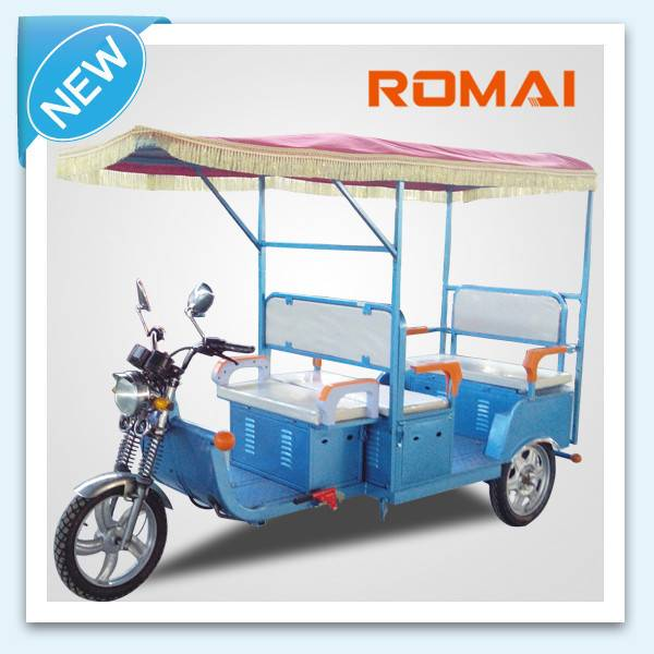 Romai  3 wheel motocycle with CE approved