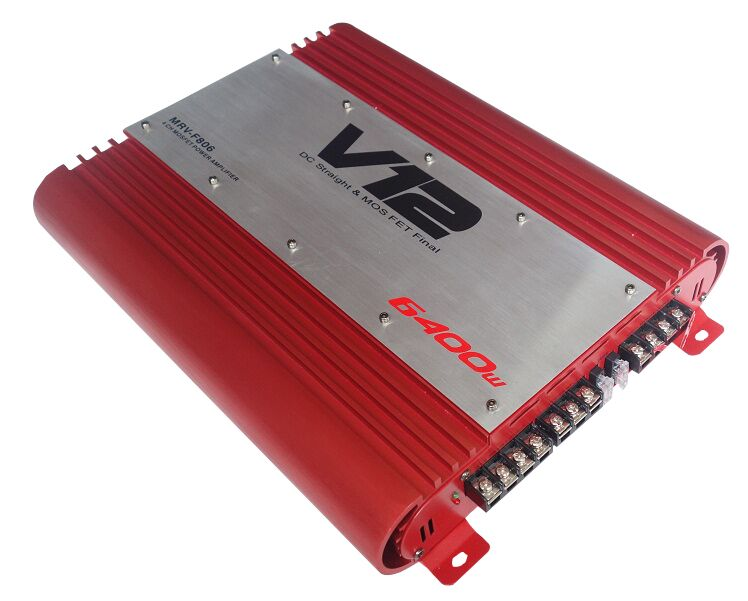 Manufacturer competitive price V12 Amplifier high quality High Power