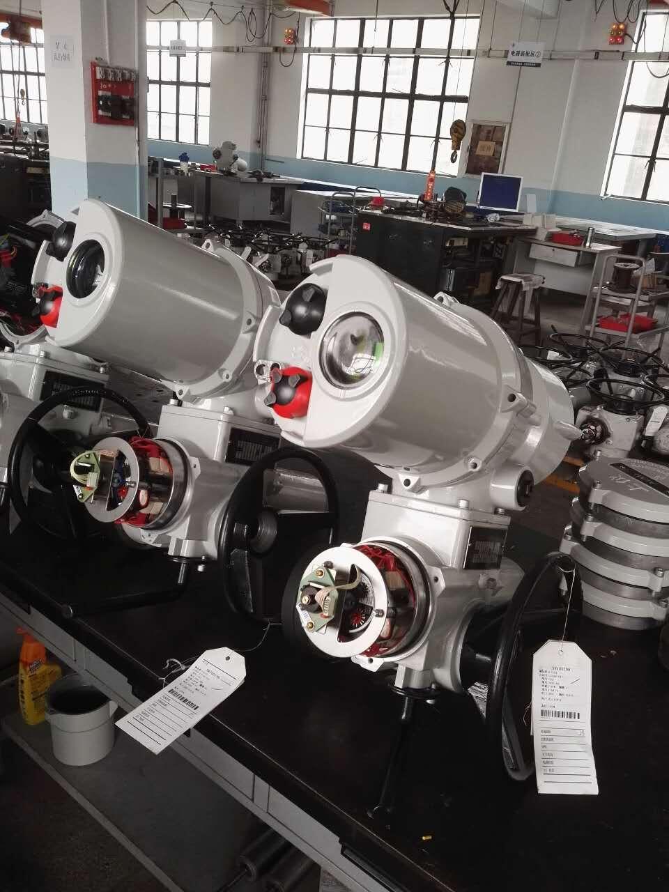 Shanghai Yi Electric Actuator