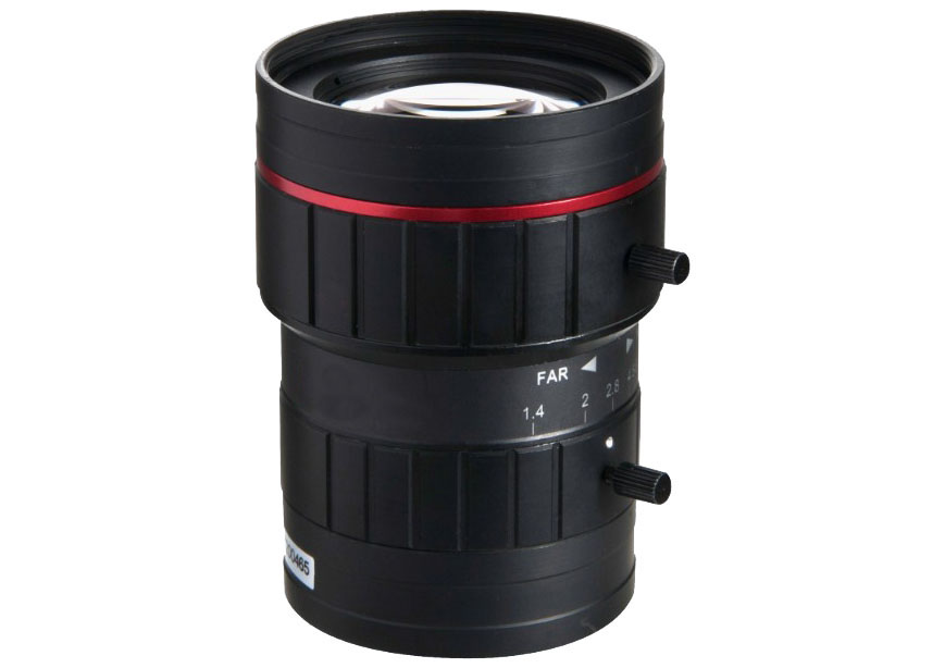 "12mm 2/3"" 8.0 Megapixel machine vision lens FA lens low distortion"