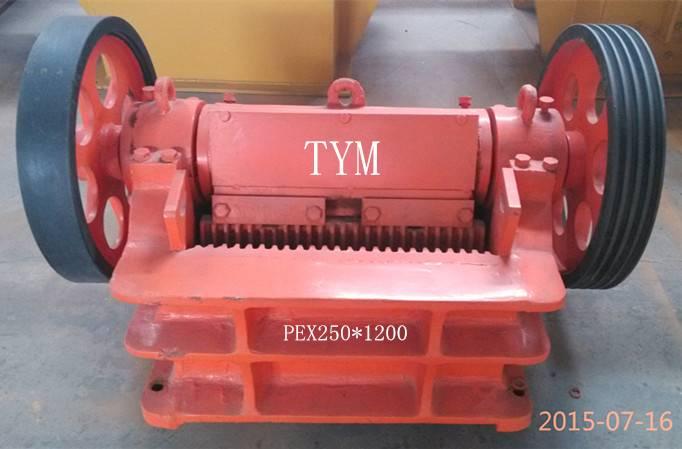 PEX150*750 Jaw Crusher