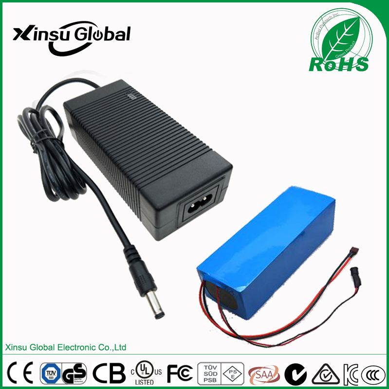 12.6V5A lithium battery charger for UAV Art-tech,Electric Tools