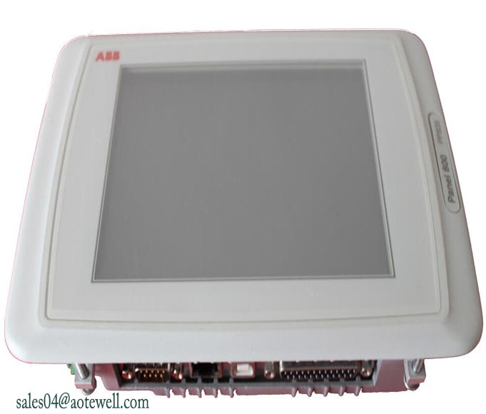 ABB Panel 800 Screen Standard Panels