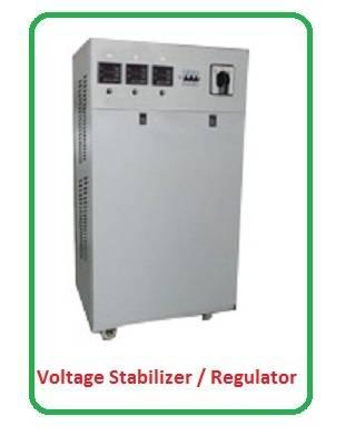 Voltage stabilizer. Voltage Regulator. Servo Stabilizer. AVR.