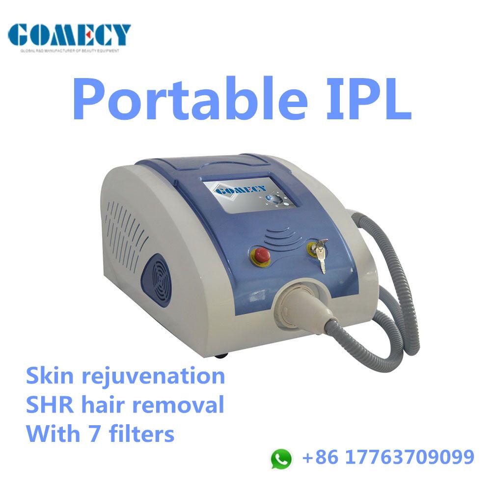 7 Filter Super Result Ipl Shr Hair Removal Shr Laser Beauty Machine Skin Rejuvenation