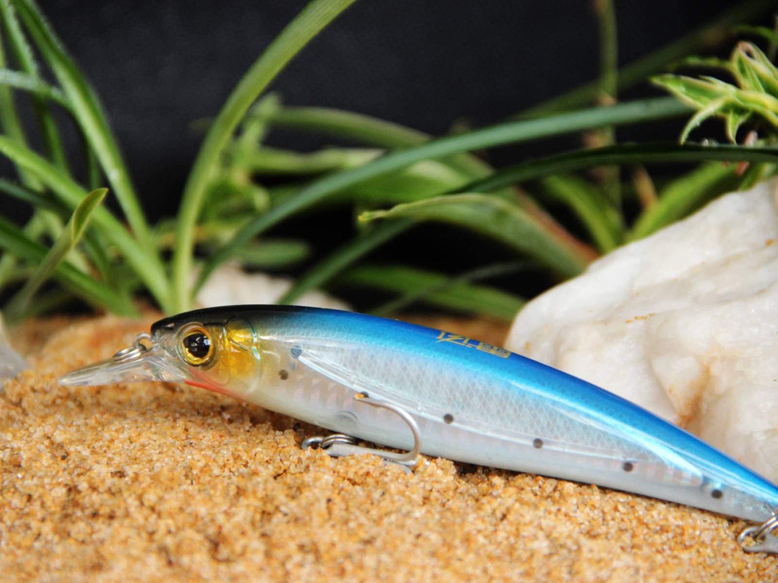High quality China wholesale Fishing lures/Fishing Thunder Minnow lure