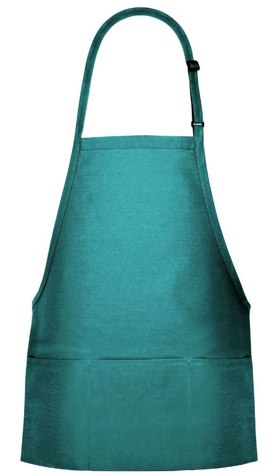 Apron with Adjustable Buckle Around Neck