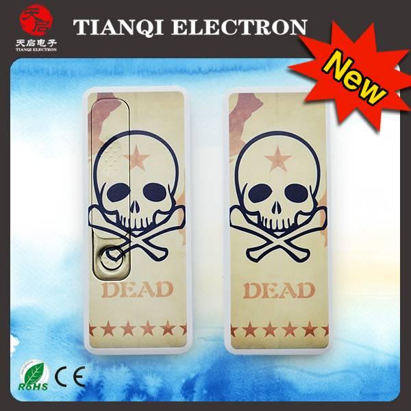 Hot Selling windproof USB lighter -TQ328
