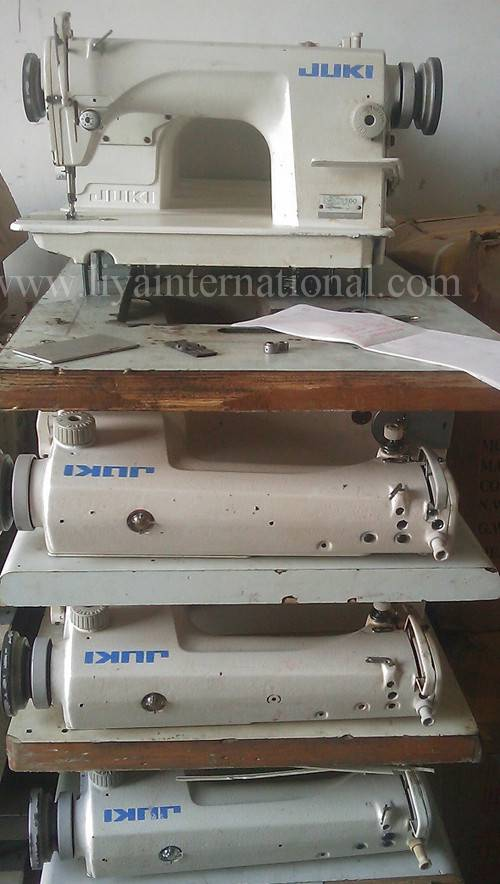 used second hand JUKI 5530/5550/8500/8700 industrial sewing machine