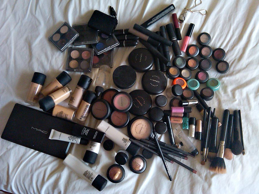 MACs Cosmetics Make Up, Foundations / Blush / Lipstick for Sale