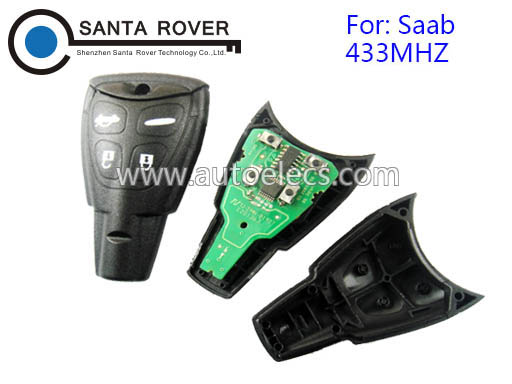 Saab Chinese Saab 9-3 93 93SS 93SC 9440 Smart Remote Key 433Mhz