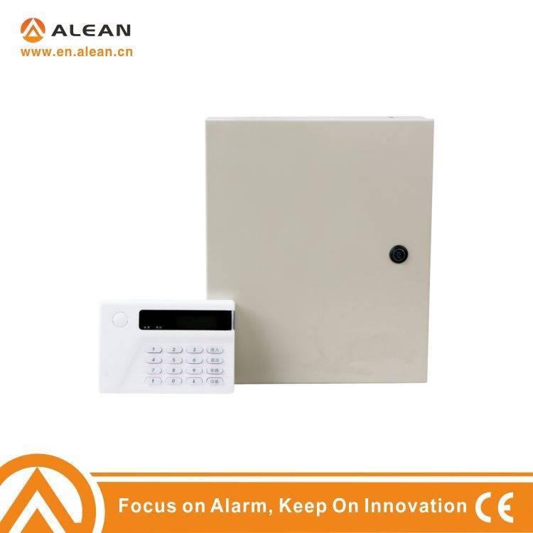 Wireless PSTN GSM Burglar Alarm System Detector Sensor  Auto Dialing