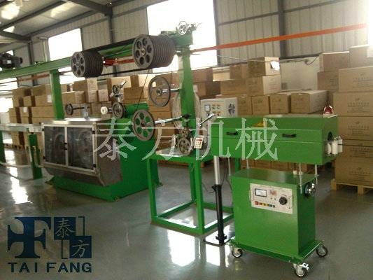 Photovoltaic cable equipment /TF - 70 inner insulation extruding machine